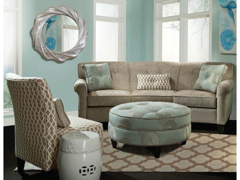 Marshfield Furniture Living Room 8000 Conversation Sofa