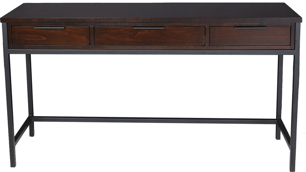 new style 91bba b2742 Northern Heritage Home Office 3 Drawer Console Desk NH5220 ...