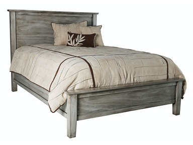 Northern Heritage Grayson Panel Low Footboard Bed NH6002