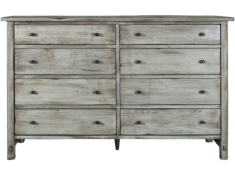 adelina mg drawer dresser shop gray rs double click metallic babycache