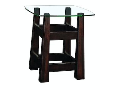 Precision Crafted Solitaire End Table PC4125