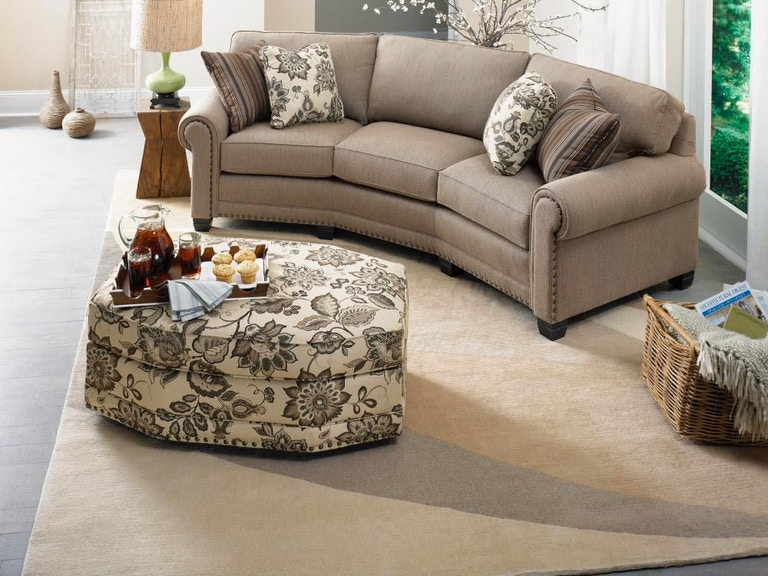 Smith Brothers 393 Conversation Sofa Sb393 12