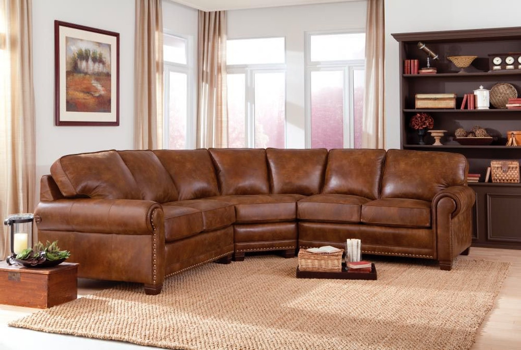 huge discount 32a12 bb7fc 3-Piece Sectional With Corner Wedge