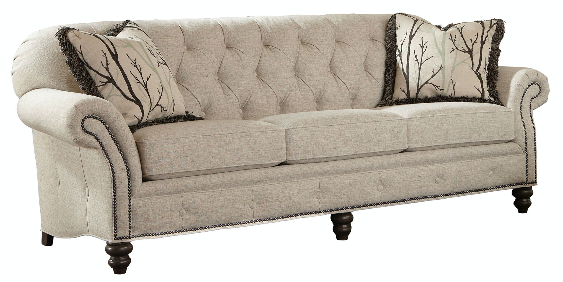 Superieur Smith Brothers 396 Large Sofa SB396 13
