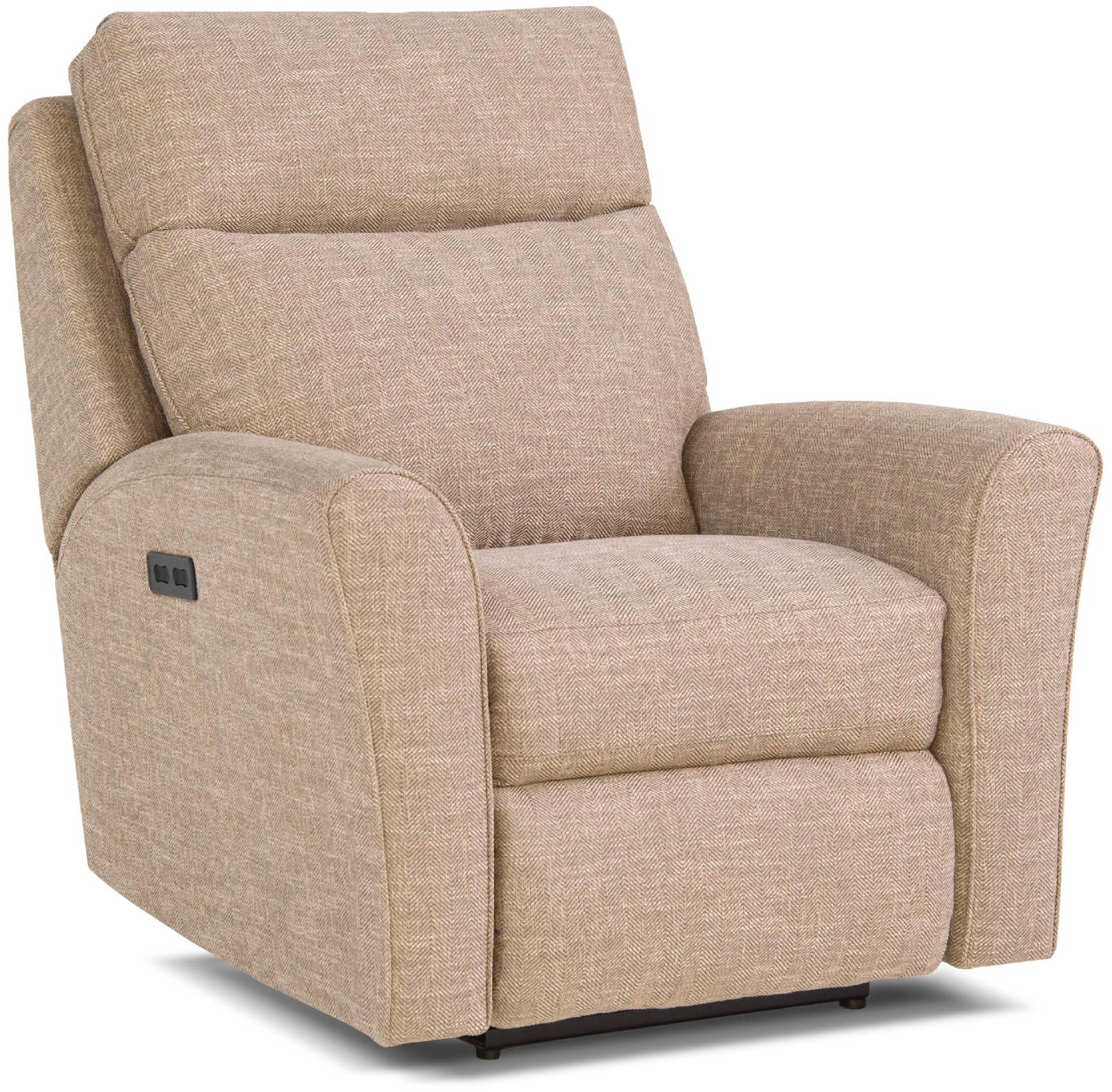 Smith Brothers Living Room 418 Motorized Recliner SB418 83 Penny
