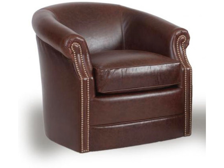 Smith Brothers Living Room 820 Swivel Chair Sb820 56