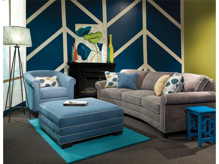 Marshfield Furniture Living Room 9000 Conversation Sofa
