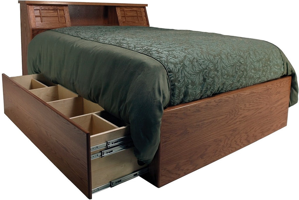 Abalone Bedroom Bookcase Headboard Amp Side Storage Aw9018