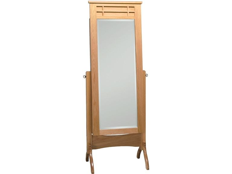Abalone Bedroom Stoney Jewelry Cheval Mirror Aw9100