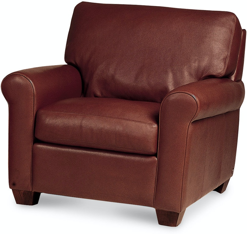 American Leather Living Room Chair Svy Chr St Penny