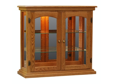 Willow Valley Curio Console WV4155