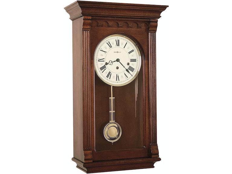 Howard Miller Accessories Alcott Wall Clock 613229 Zing