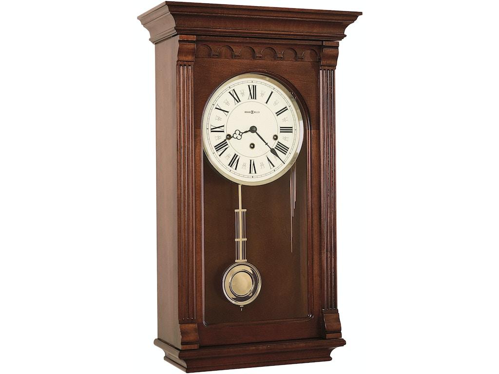 Howard miller accessories sandringham wall clock 613108 howard miller 613229 alcott wall clock amipublicfo Gallery