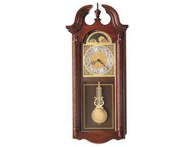 Howard Miller Lawyer Ii Wall Clock 620249