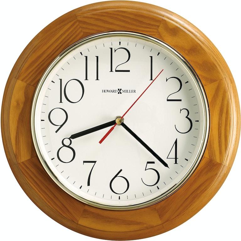 Howard Miller Accessories Grantwood Wall Clock 620174 Louis Shanks