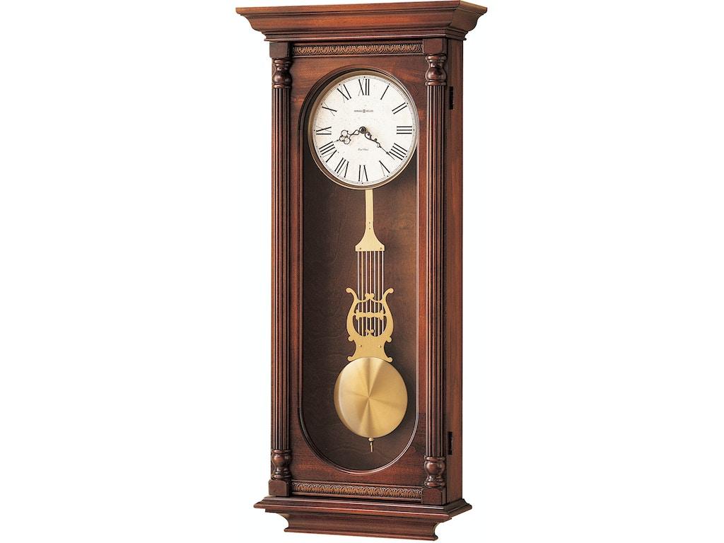 Howard Miller Accessories Helmsley Wall Clock 620192 Homestead