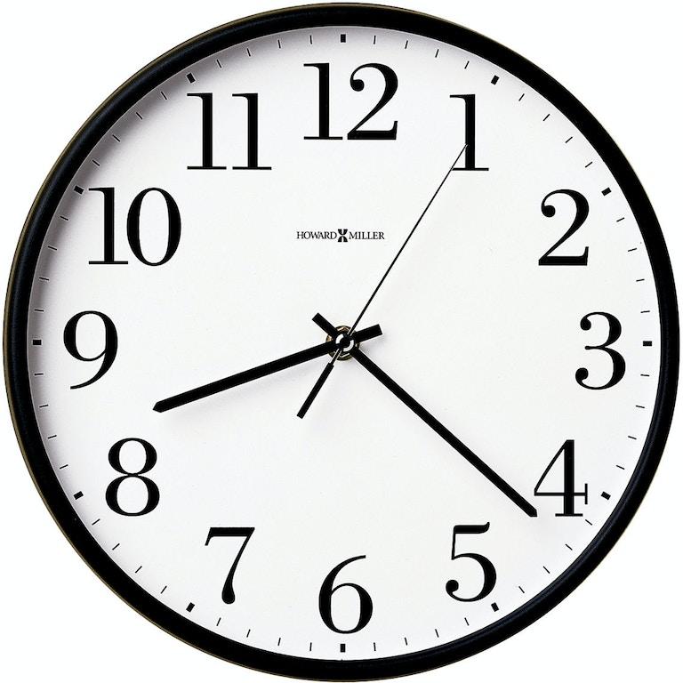 Howard Miller Accessories Office Mate Wall Clock 625254