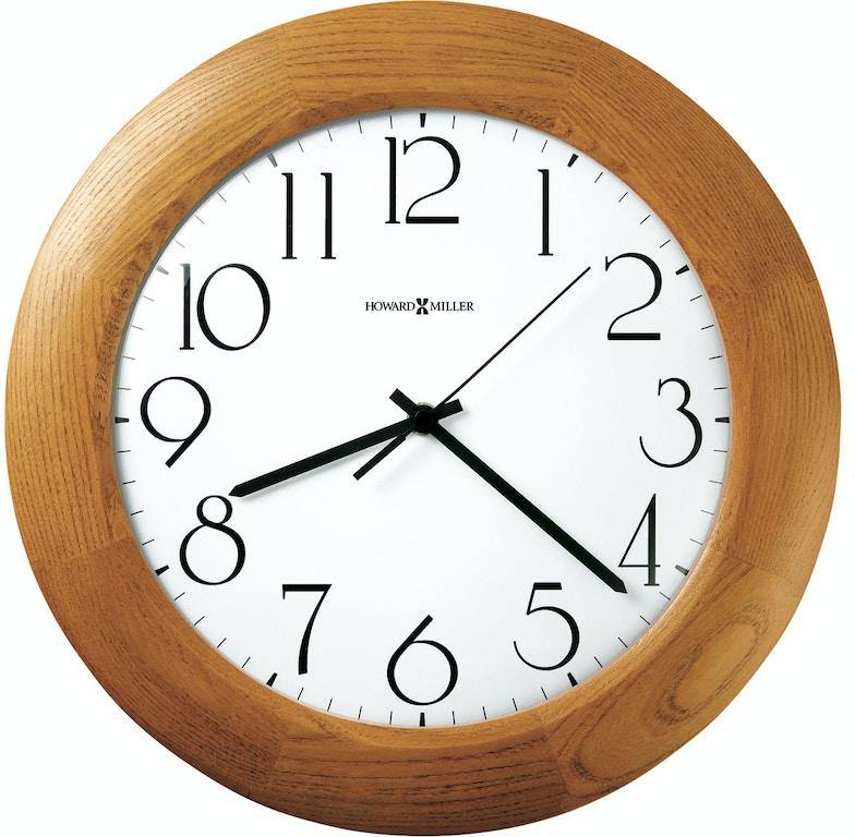 Howard Miller Accessories Santa Fe Wall Clock 625355 Flemington