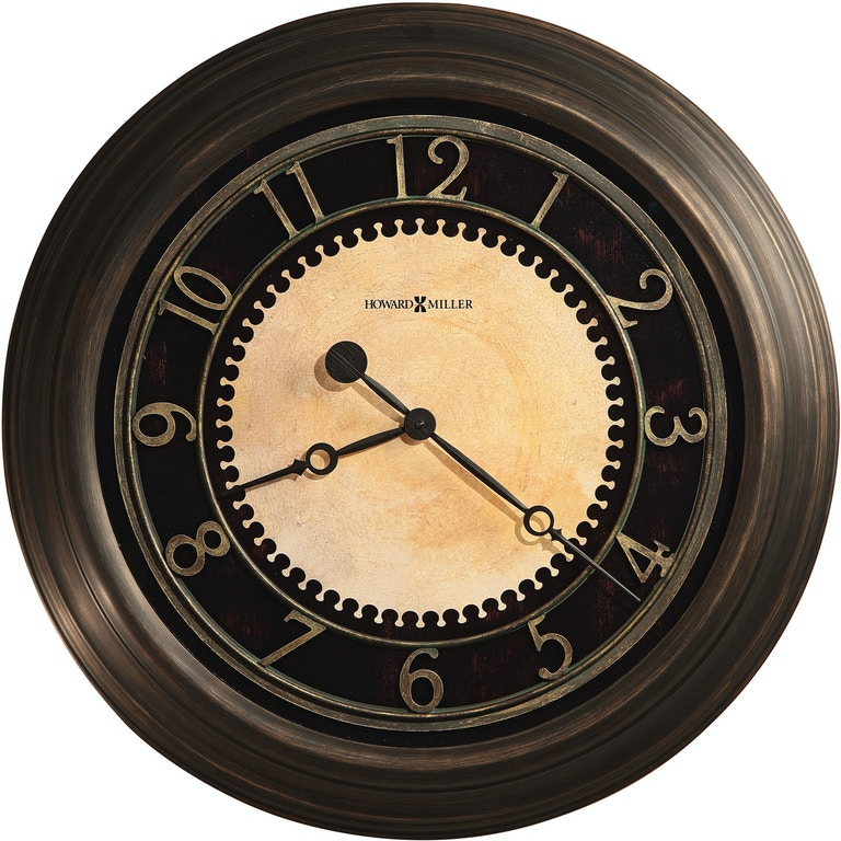 Howard Miller Accessories Chadwick Wall Clock 625462 Gormans