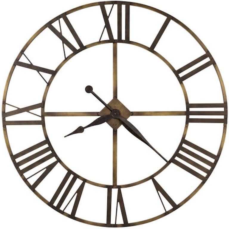 Howard Miller Accessories Wingate Wall Clock 625566 Birmingham
