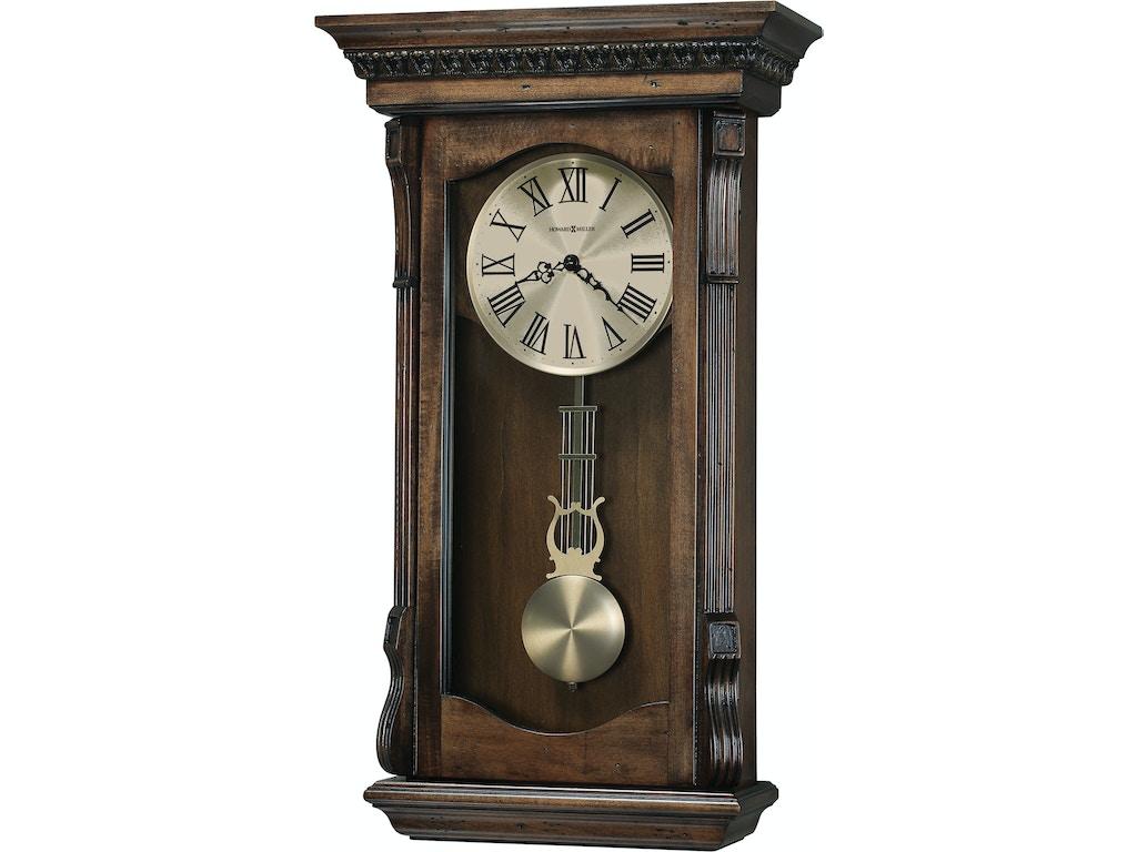 Howard miller accessories jennison wall clock 612221 flemington howard miller 625578 agatha wall clock amipublicfo Gallery