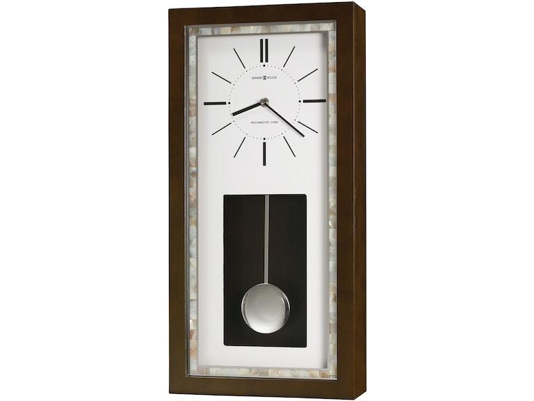 Howard Miller Accessories Holden Wall Clock 625594 - Budget