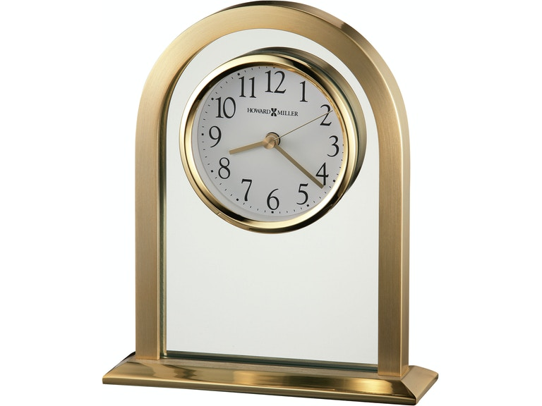 Howard Miller Accessories Imperial Tabletop Clock 645574 Turner Furniture Company Avon Park And