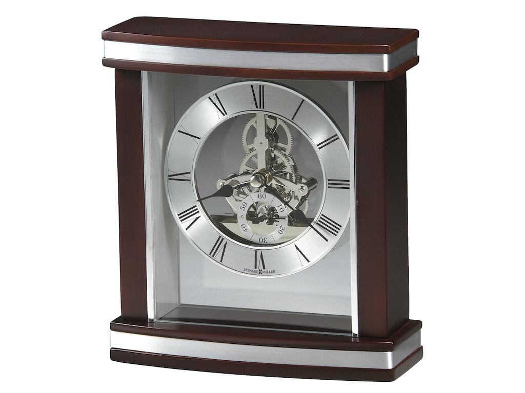 Howard Miller Accessories Templeton Tabletop Clock 645673