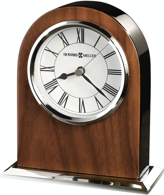 Howard Miller 645-769 Accessories Palermo Tabletop Clock