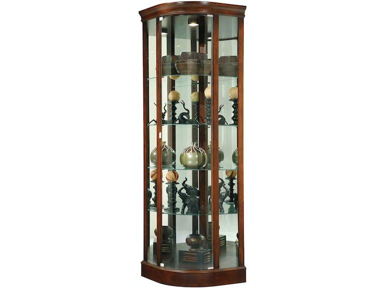 Howard Miller Marlowe Curio Cabinet 680529