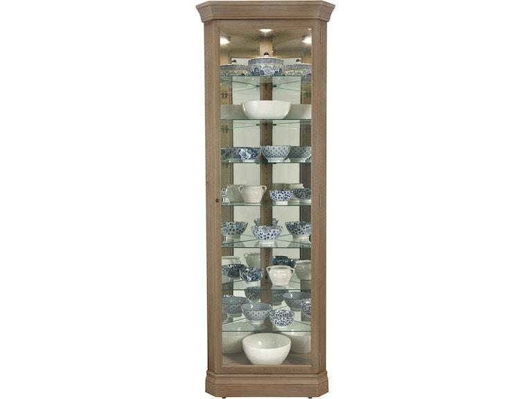 Howard Miller 680643 Delia Iii Curio Cabinet