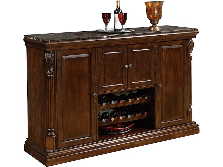 Howard Miller Bar And Game Room Niagara Wine Cabinet Bar 693006