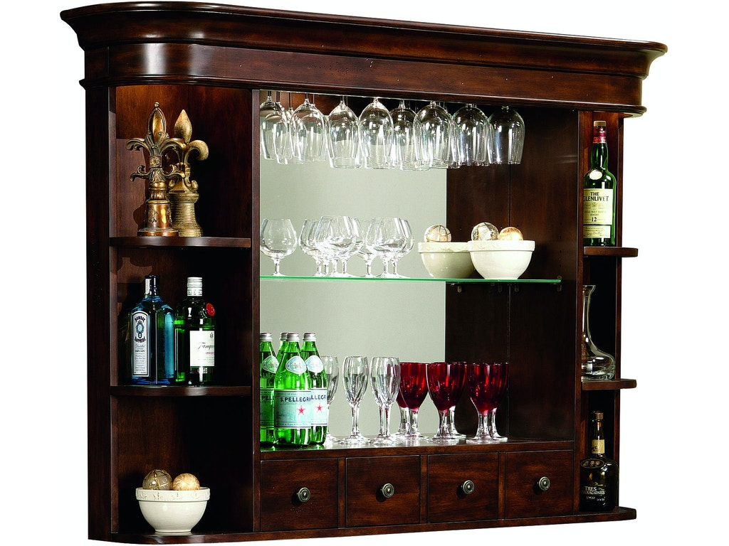 Howard Miller Bar And Game Room Niagara Wine Cabinet Bar