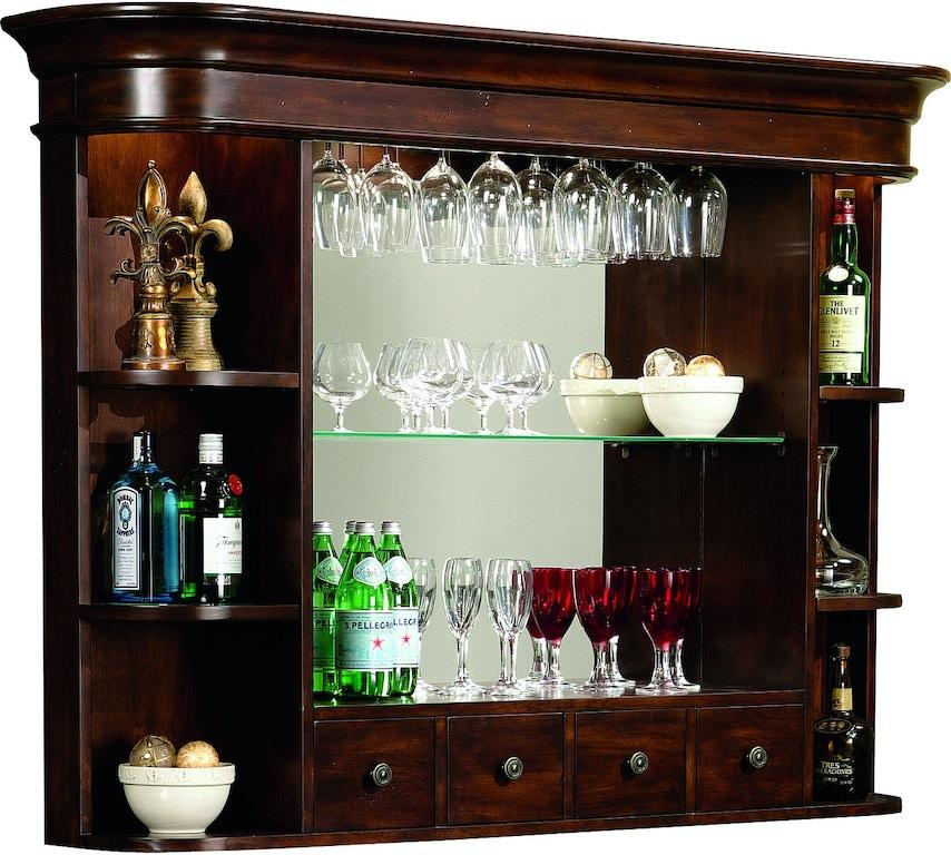 Howard Miller Bar And Game Room Niagara Wine Cabinet/Bar