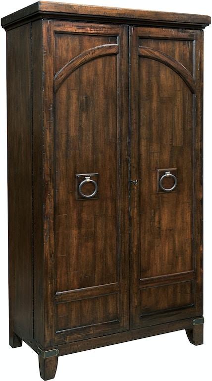 Howard Miller Rogue Valley Wine Cabinet Bar 695122