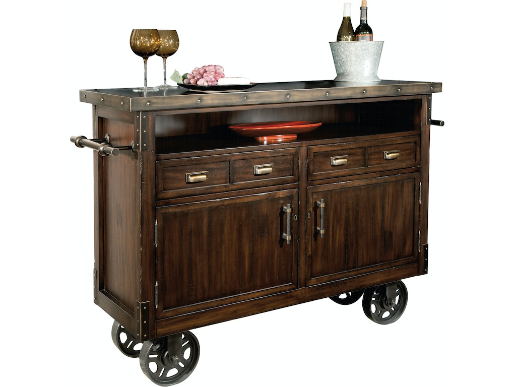 Howard Miller Bar And Game Room Barrow Wine Cabinet Bar 695146 Kettle River Furniture And
