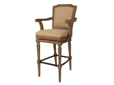 Howard Miller Woodrow Bar Stool 697036