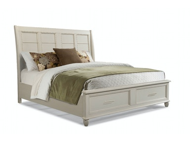 Carolina Preserves Queen Bed Complete 424-150 QBED