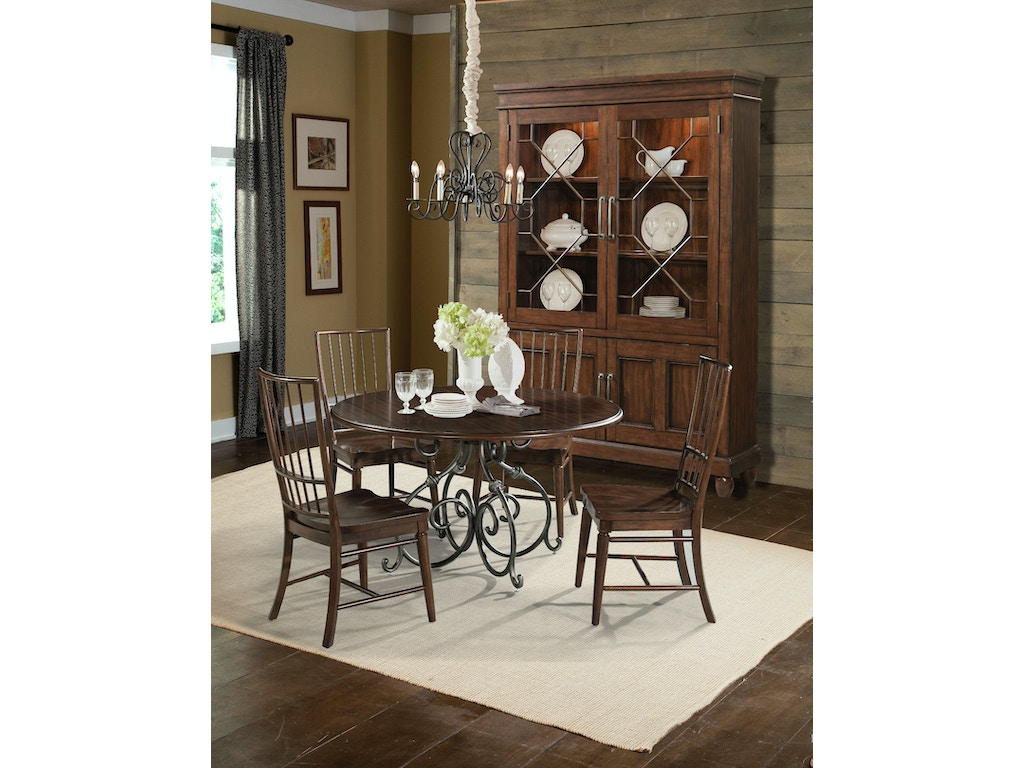 Carolina Preserves Dining Room Curio 426-892 CURI - Klaussner ...