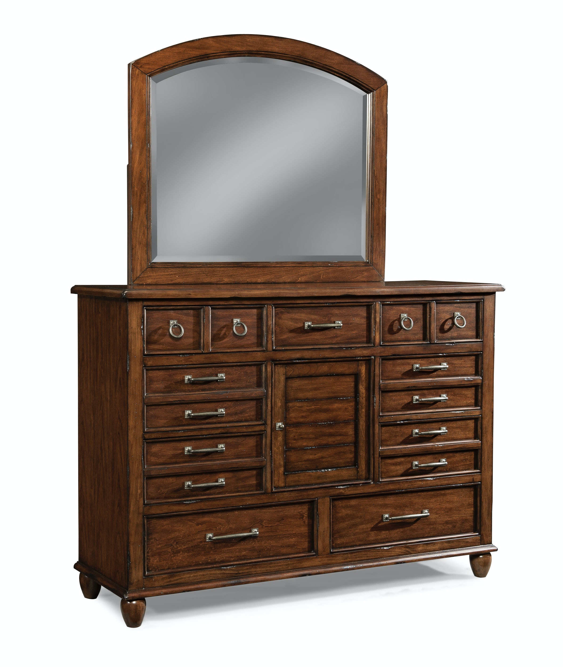 Hand Selected Rustic Cherry Veneers And Rubber Wood Solids Are Used For The  Blue Ridge Collection. Mirror 426 660 MIRR Carolina Preserves