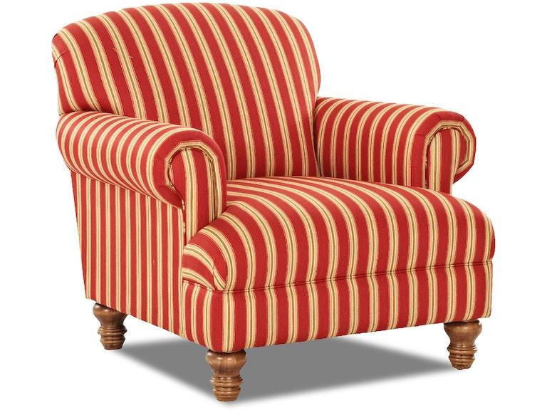 Stupendous Carolina Preserves Living Room Bailey Chair 2440M C Machost Co Dining Chair Design Ideas Machostcouk