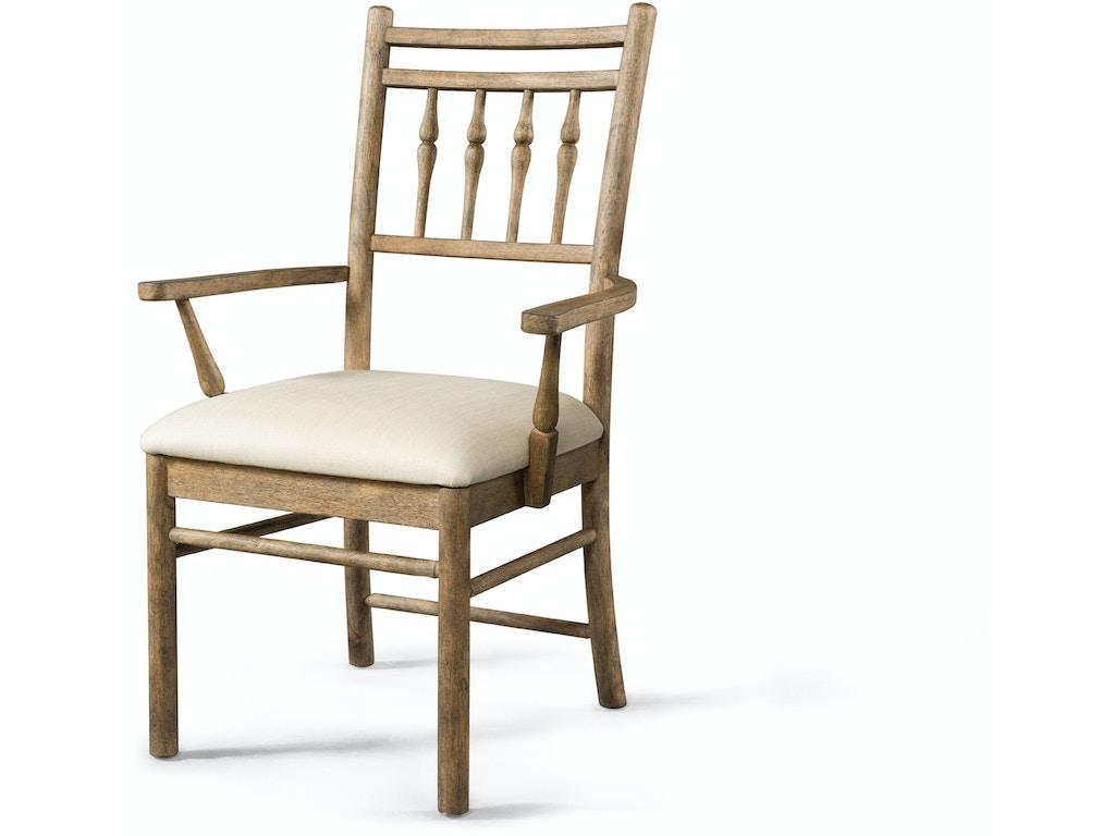 Carolina preserves dining room chair 451 906 drc klaussner homestore of raleigh ksc - Carolina dining room ...