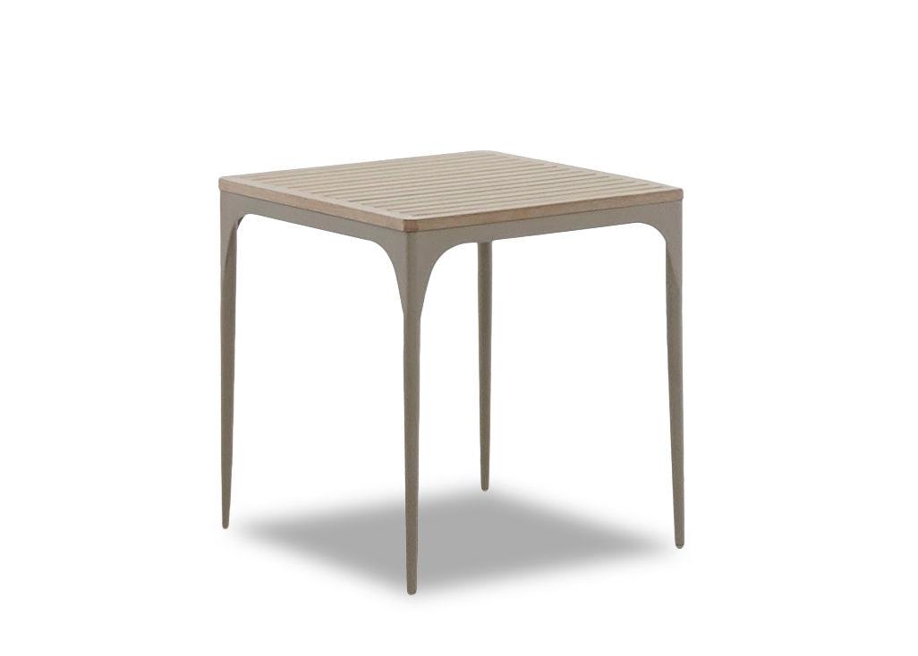 Carolina Preserves Outdoor/Patio Urban Retreat Square End Table W3500 SQET  At Furniture Kingdom
