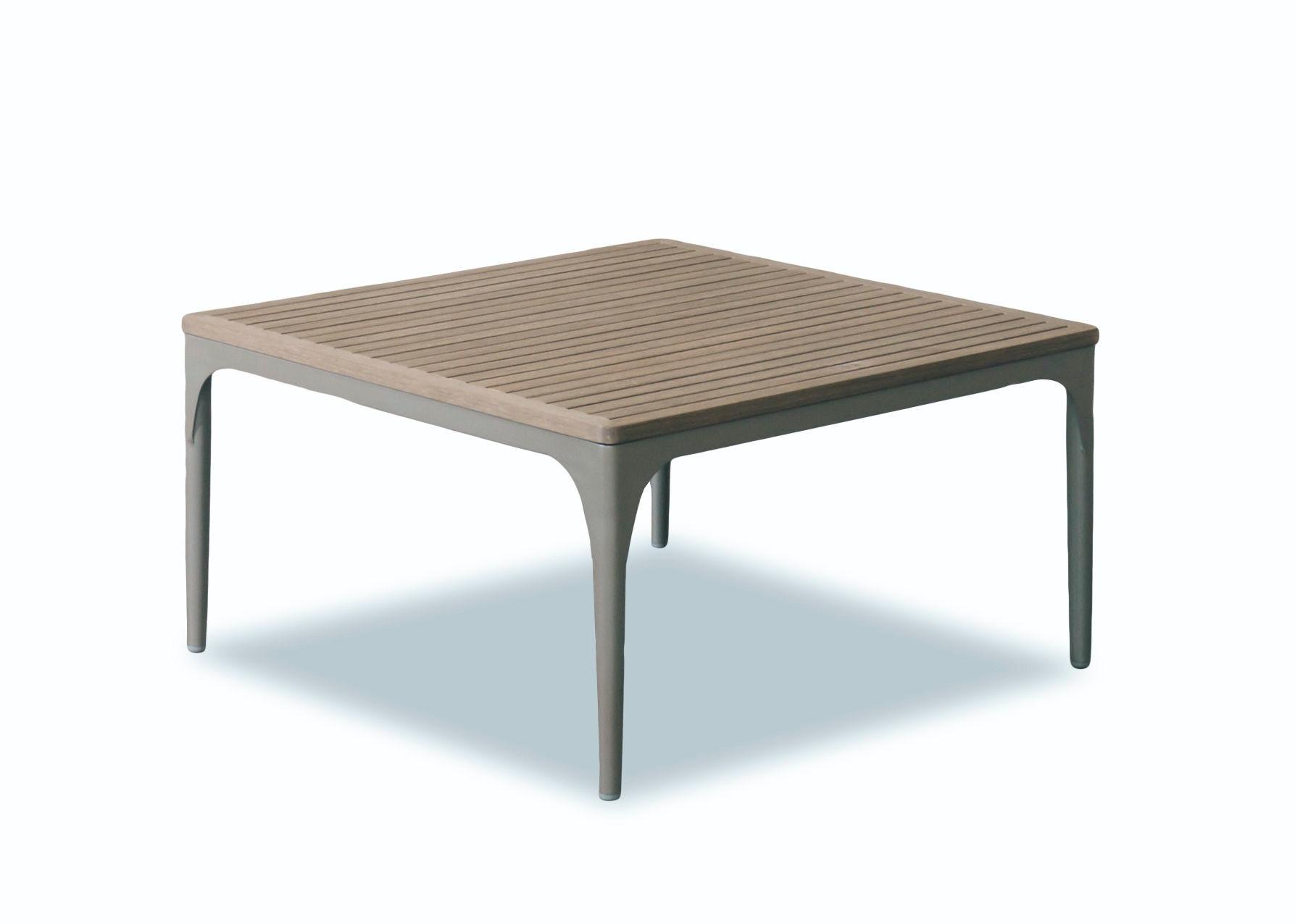 Carolina Preserves Outdoor/Patio Urban Retreat Square Cocktail Table W3500  SQCT At Wrights Furniture U0026 Flooring