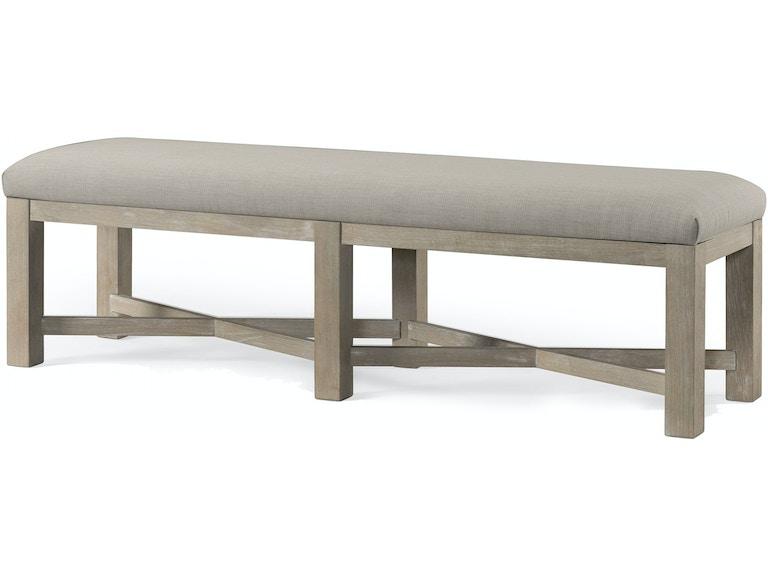 Terrific Carolina Preserves Dining Room 964 824 Bench Hamilton Sofa Machost Co Dining Chair Design Ideas Machostcouk