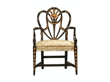 EJ Victor Julia Gray Mallorca Chair 2311-27