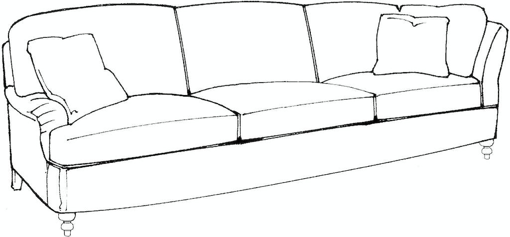 Arm Laf Raf Corner Sofa 574 91