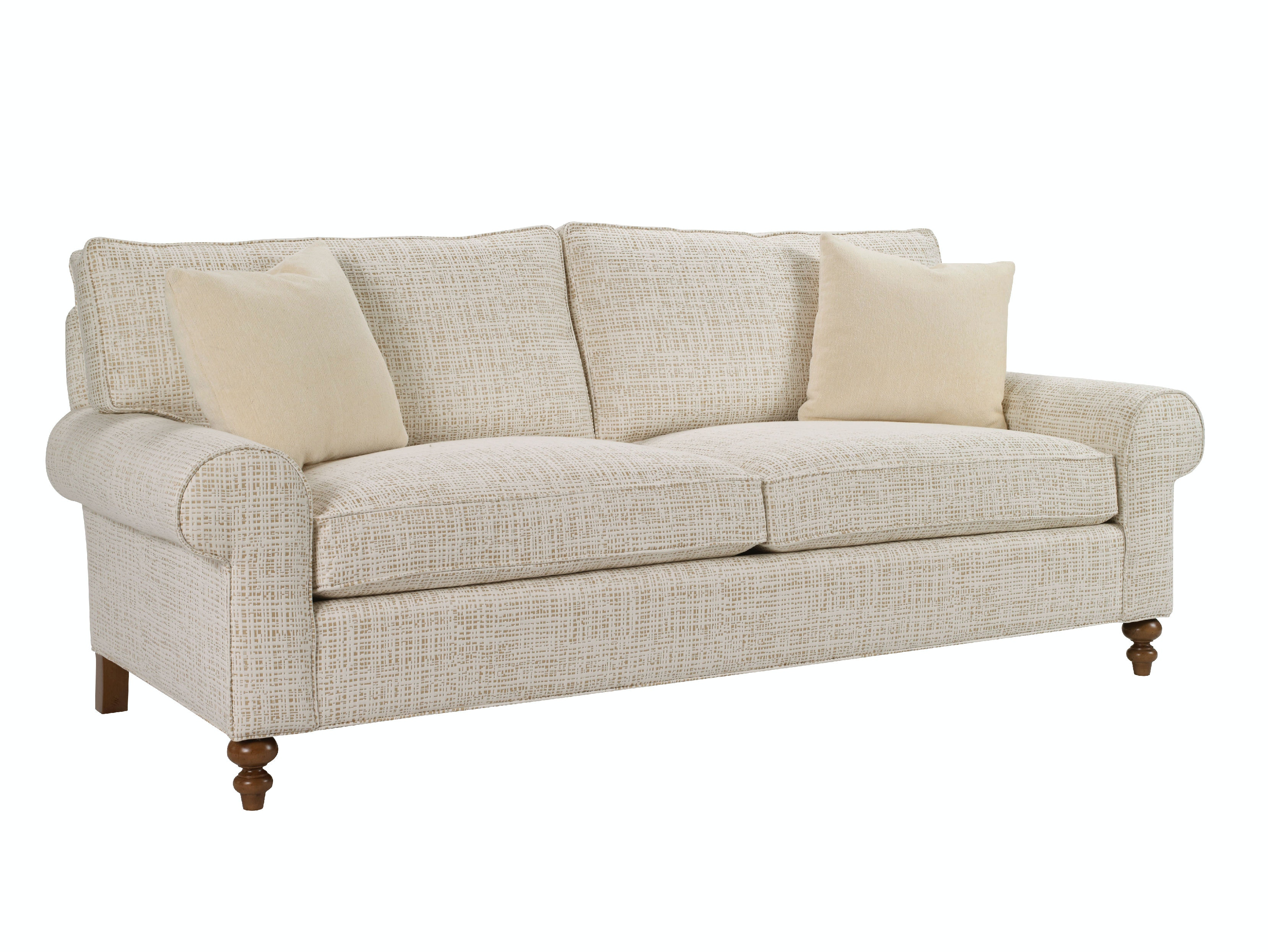 EJ Victor As You Like It Plus Lawson Arm Two Seat Sofa 673 80