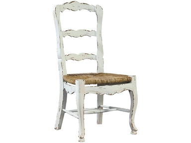 Furniture Classics French Ladderback Side Chair 1144AG6