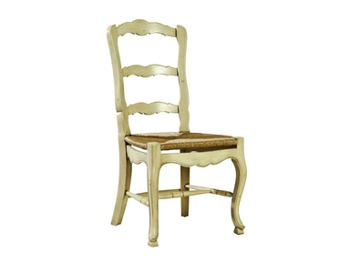 Furniture Classics Country French Ladderback Side Chair 1144LA